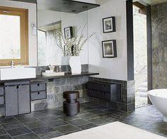 Custom Crafted bath