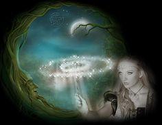 Une fée pour illuminer les nuits...