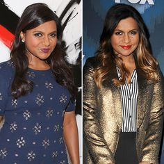 New Hair 2015: See Celebrity Hair Makeovers! - Mindy Kaling from #InStyle