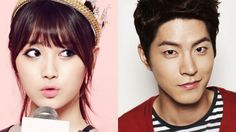 """Hong Jong Hyun and Girl's Day Yura Have Their First Meeting on """"We Got Married"""""""
