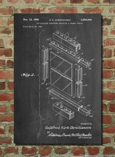 Lego Structure Poster Lego Structure Patent Lego Structure Print Lego Structure Art Lego Structure Decor Lego Structure Wall Art