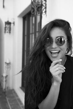Pretty Little Liars Argentina: Shay Mitchell: su vestidor + photoshoot para The Coveteur