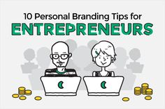 10 Important Tips for Entrepreneurs to Improve Personal Branding Building A Personal Brand, Technology Updates, Personal Branding, Digital Marketing, Entrepreneur, Reading, Tips, Advice, Reading Books