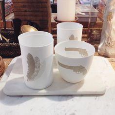 Stoere of lieve waxinelichthouders & snijplanken van marmer #atelier8 #haarlem #shop