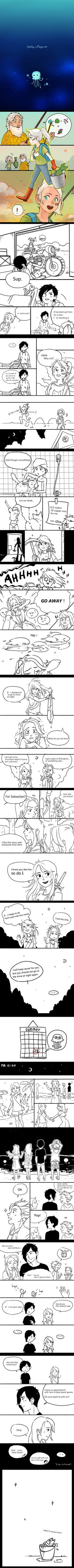 Sebby x Player [4] || A little hard to understand, but you should get the gist of it (;^_^)