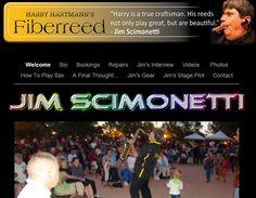 Jim Scimonetti http://www.kickthemonster.com/jim-scimonetti.html Professional Fberreed Endorser