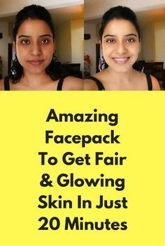 Amazing Facepack To Get Fair & Glowing Skin In Just 20 Minutes This is probably the best facial therapy you can do at your home. It's very easy and gives results instantly. The herbal acids present in both the Rice and Tomato are one of the best skin cleansers that you can find. Rice water is one of the best kept beauty secrets of Asia. It was …