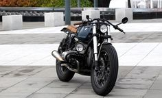 1978 BMW R100 - CRD - THE BIKE SHED