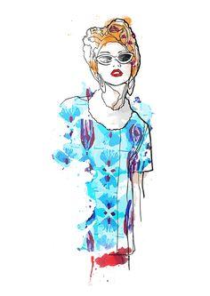 Fashion Illustration#2