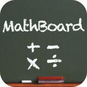 Wiskunde Plantyn // Mathboard