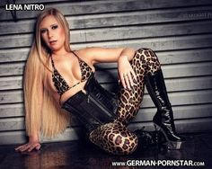 Deutscher Pornostar Lena Nitro