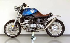 Awesome BMW R 1100 R by Hornig in Germany.