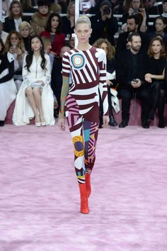 Suzy Menkes at Couture: Day Two, Dior