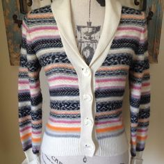 Anthropologies Joie button down cardigan Excellent condition.. Cardigan is 21 inches in length. 35% viscose, 29% lambs wool, 20% nylon, 8% cashmere and 8% angora... Smoke free and pet free home. Bundle your order and save 20%!! Anthropologie Sweaters Cardigans