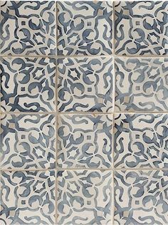 Every Boho Kitchen Backsplash Should Include These Tiles - Bodenbelag Look Wallpaper, Encaustic Tile, Kitchen Backsplash, Kitchen Floor, Boho Kitchen, Backsplash Ideas, Cement Tile Backsplash, Tiling, Kitchen Countertops