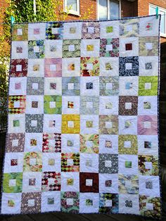 I want to learn how to quilt to keep the family tradition going!
