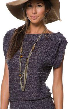 Autumn sleeveless sweater