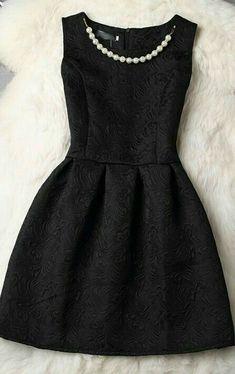 50 Inspiration For Little Black Dress Outfit Trends - Fazhion Little Black Dress Outfit, Black Dress Outfits, Little Dresses, Pretty Dresses, Beautiful Dresses, Girls Dresses, Dress To Impress, Short Dresses, Fashion Dresses