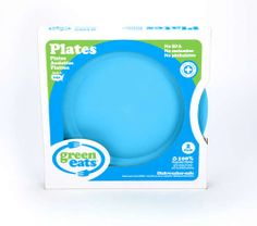 Green Eats Plates, b