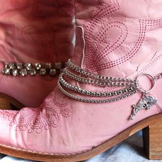 7b3308373ed 68 Best Boots Love images | Boot bracelet, Shoe boots, Boot Jewelry