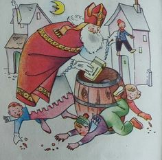 De Gruyter 'Sinterklaas' zangboekje (H3)