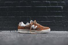New Balance CT300 UK - Orange