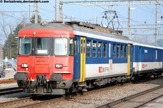 Swiss Federal Railway by SwissTrain on DeviantArt Electric Locomotive, Diesel Locomotive, Third Rail, Swiss Railways, Electric Train, Light Rail, Commercial Vehicle, Coaches, Transportation