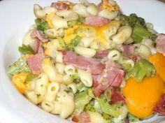 Leftover Ham Casserole Recipe - Genius Kitchen