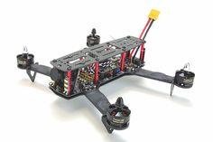 Today in Robot News: Atlanta Hobby Announces New Katana KMR 250 Quadcopter Racing Drone.