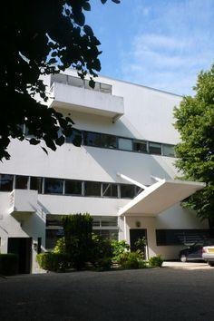 Les Terrasses ou Villa Stein (1926-1928)17, rue du Professeur Victor Pauchet Vaucresson 92420. Architecte : Le Corbusier