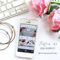 Miss Poppy Design on Pippit :)