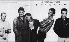 Australian Crawl - so cool Surf Music, The Crawl, Musician Photography, Rhythmic Pattern, Australian Actors, Sense Of Place, Music Is Life, Music Bands, See Photo