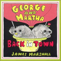 Anything and everything George and Martha!
