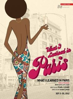 """Pearl Cleage on her new play, """"What I Learned in Paris."""""""