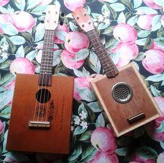 #cigarbox #ukulele  #handmade #diy #ukelele #guitar