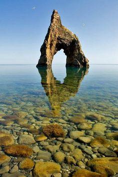 Karadag reservation, Crimea, Ukraine