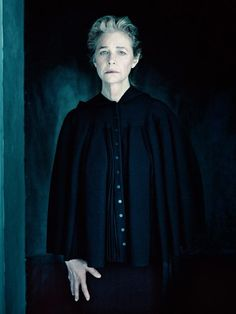 Charlotte Rampling by Paolo Roversi - Interview September 2014