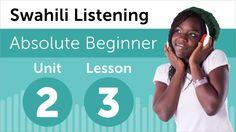 Learn even more Swahili at http://www.swahilipod101.com/index.php?cat=12&order=asc #Swahili #learnSwahili #swahilipod101 #kenya