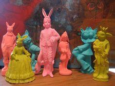 Robin VanValkenburgh quirky ceramics