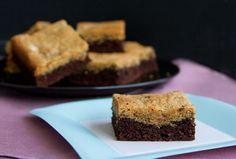 Brookies – Halb Brownie – Halb Cookie