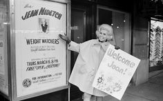 82f58a11 Jean Nidetch, Weight Watchers Co-Founder, Dies at 91 February