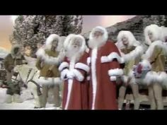 ▶ Two Ronnies Christmas Song from 1984 - Clever wordplay as per usual from the Ron's