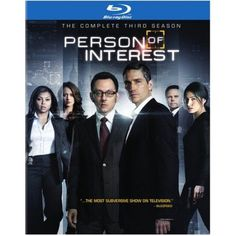 Person Of Interest-Complete 3RD Season (Blu-Ray/4 Disc)