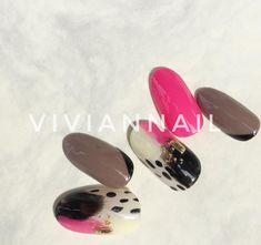 """Polubienia: 224, komentarze: 3 – viviannail (@rie_anzai) na Instagramie: """"#nail #nailartaddict #nailinstagram #viviannail #美甲#指甲#美爪#nail…"""""""