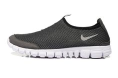 Nike Free Run 3.0 White Dark Gray Mens Shoes for Australia friends.