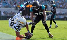 Despite the loss, the Chargers did some good things on Sunday = [podcast] It wasn't all bad in the Chargers' week 10 loss to the Jaguars. The defense played another outstanding game and Denzel Perryman was.....