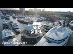 Rise and Shine Ft Lauderdale: shot on DJI Phantom 4 PRO - http://dronewithcamera.store/rise-and-shine-ft-lauderdale-shot-on-dji-phantom-4-pro/