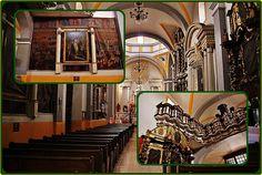 Parroquia San Martin de Tours,Huaquechula,Estado de Puebla,México