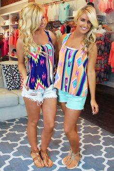 Cute tanks!