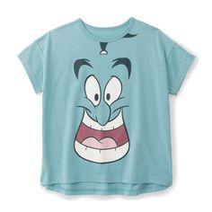 「ジーニー プリントTシャツ」の画像検索結果